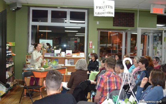 Photo Gallery: Spring Cooking Workshops in Québec (April 2015) and in BC (May 2015)