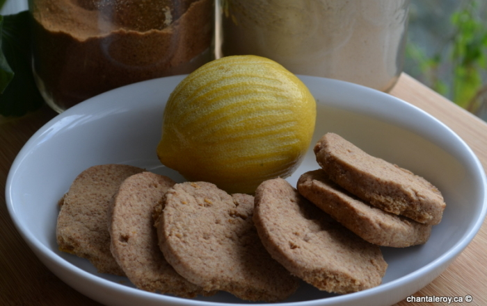 Excess and compulsion: Happy Holidays! + 4 ingredient vegan lemon cookie recipe