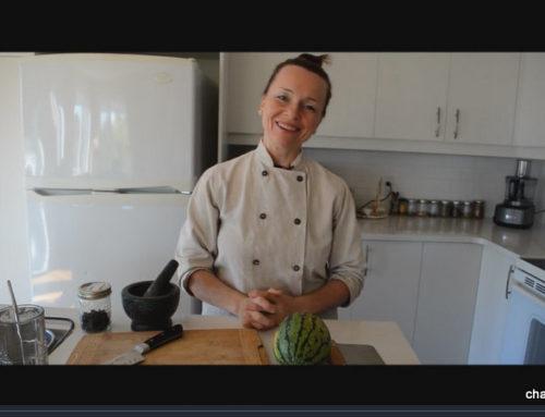 Détours… + école virtuelle d'art culinaire + recette de graines de citrouille grillées citron-poivre