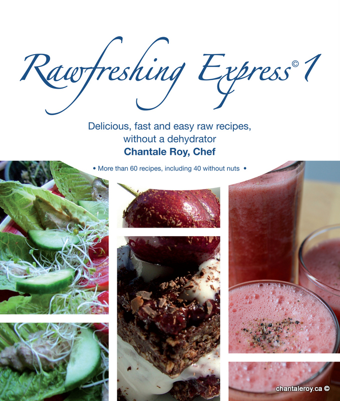 Recipe book chantale roy books rawfreshing express 1 electronic version in english forumfinder Image collections