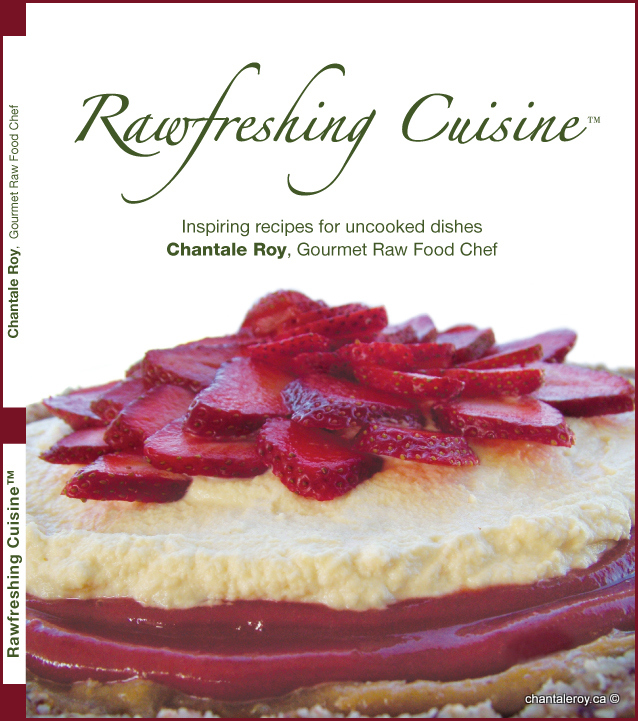 Recipe book chantale roy books rawfreshing cuisine electronic version in english forumfinder Image collections