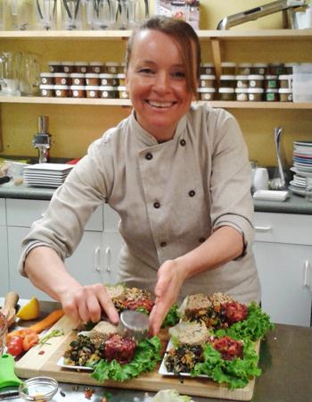 Je cuisine... ma thérapie : École d'art culinaire en ligne